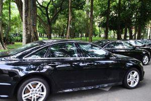 Chức danh Tổng Bí thư, Chủ tịch nước được sử dụng xe ô tô thế nào?