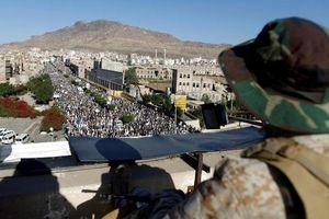 Houthi phóng tên lửa đạn đạo vào căn cứ quân sự của A-rập Xê-út
