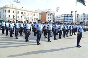 Libya lần đầu ra mắt đồn cảnh sát kiểu mẫu