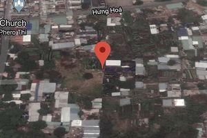 134 hộ dân khai thác đất vườn rau Tân Bình đều có nhà bên ngoài
