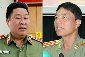 Ngày 28-1, hai cựu tướng công an liên quan vụ Vũ 'nhôm' hầu tòa