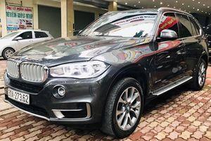 SUV hạng sang BMW X5 chỉ gần 2,4 tỷ ở Hà Nội