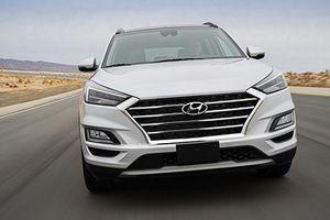 Hyundai Tucson 2019 lắp ráp sắp ra mắt thị trường Việt