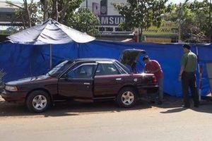 Diễn biến bất ngờ vụ ôtô cán bộ kiểm lâm nghi bị cài mìn khi dự đám tang