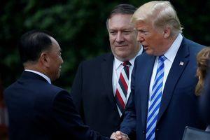 Đặc sứ Triều Tiên đến gặp Tổng thống Trump