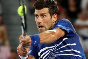 Djokovic thắng dễ trong trận ra quân Úc mở rộng 2019