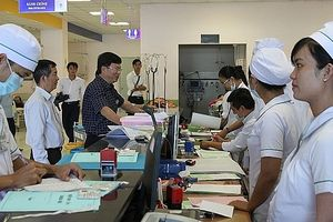 Từ 15-11, chính thức tăng giá dịch vụ y tế với người không có thẻ BHYT