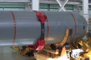 Hé lộ Nga đặt thiết bị nổ hạt nhân không người lái trong lòng biển