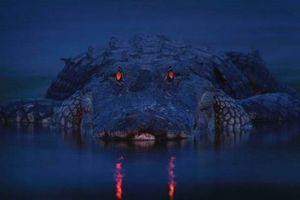 Cá sấu ăn thịt người: Tom hai ngón