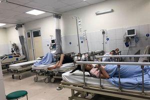 20 người nhập viện nghi ngộ độc sau khi dùng bữa tiệc tất niên
