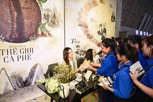 Tập đoàn Trung Nguyên Legend đồng hành cũng Lễ hội cà phê Buôn Ma Thuột lần thứ 7