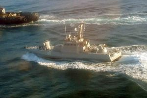 Tướng tình báo Ukraine hiến kế cho tàu chiến vượt qua eo biển Kerch