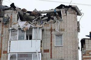 Lại nổ khí gas tại Nga gây thương vong