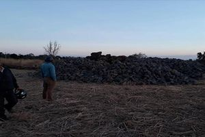 Chư Sê-Gia Lai: Phát hiện hàng loạt điểm khai thác đá trái phép trong một xã