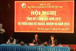 Học viện Y Dược học cổ truyền Việt Nam hướng tới xuất khẩu bác sỹ ra nước ngoài
