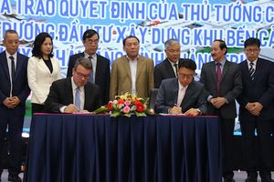 Quảng Trị: Phê duyệt dự án Khu bến cảng Mỹ Thủy
