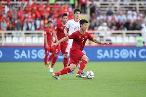 Trung vệ Duy Mạnh bị AFC phạt 5.000 USD