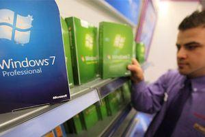 Công nghệ 24h: Windows 7 sẽ bị khai tử trong năm tới