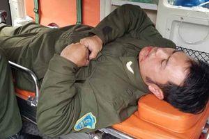 Đề nghị khởi tố vụ nhân viên sân bay quốc tế Nội Bài bị đánh gãy răng