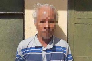 Bắt khẩn cấp cụ ông 72 tuổi hiếp dâm bé gái 12 tuổi