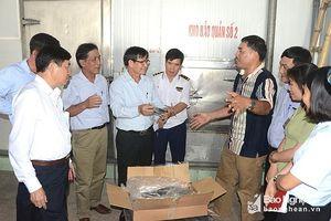 Tăng cường kiểm tra an toàn vệ sinh thực phẩm dịp Tết Nguyên đán