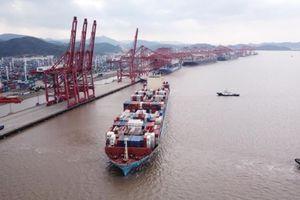 Thặng dư thương mại của Trung Quốc với Mỹ tăng kỷ lục