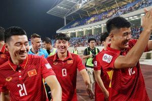 Hạ màn bảng B, Việt Nam biết mình phải thắng Yemen bao nhiêu để có vé