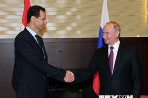 Tổng thống Nga Putin theo sát tình hình ở Syria, Ukraine và Mỹ