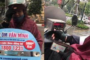Khách hàng tố xe ôm Văn Minh 'chặt chém' 10km với giá 500.000 đồng