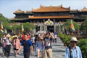 Năm 2019 Thừa Thiên - Huế đón khoảng 4,7 triệu khách