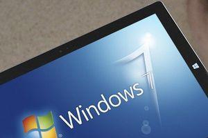Windows 7 bị mất bản quyền sau khi update bản cập nhật mới