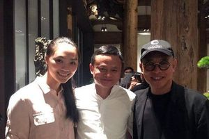 Xuất hiện trong sự kiện của Jack Ma, Lý Liên Kiệt khiến fan lo lắng vì trông gầy gò