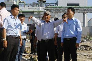 Đau đầu vì lượng tro bay đến 18 tấn/ngày tại Nhà máy xử lý rác ở Cần Thơ