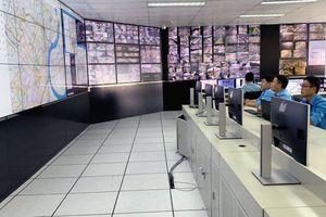 TP.HCM có 762 camera giám sát giao thông ở trung tâm hầm Sài Gòn