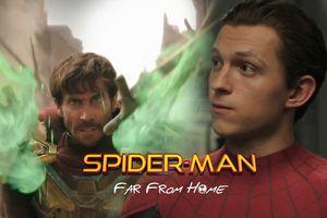 Mổ xẻ trailer 'Spider-Man: Far From Home': Người Nhện còn sống 'nhăn răng', kẻ phản diện Mysterio là bản sao của Doctor Strange?