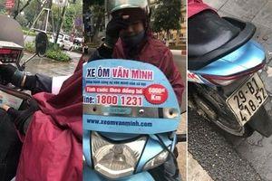 Hà Nội: Cô gái bị xe ôm 'chém' 600 nghìn đồng cho quãng đường 8km