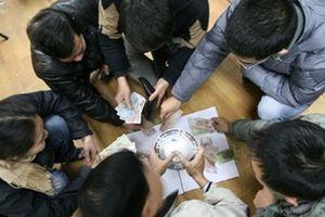 Hải Phòng: Bắt nhóm đối tượng đang sát phạt trên chiếu bạc