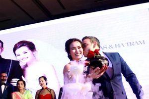 Những khoảnh khắc hạnh phúc trong lễ cưới của ca sĩ Võ Hạ Trâm