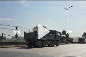 Đồng Nai: CSGT lên tiếng vụ xe quá tải trên tuyến QL 51