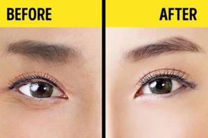 Chỉ với kỹ thuật massage Shiatsu trong một phút, đôi mắt của bạn sẽ trẻ ra trông thấy