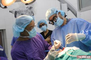Bệnh viện Việt Đức đầu tư 5 phòng mổ triệu đô để phẫu thuật thần kinh, tủy sống