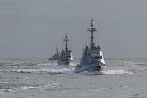 'Tàu chiến NATO không thể xuất hiện trên Biển Azov nếu Nga không cho phép'