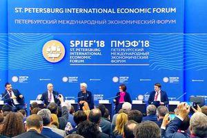 Diễn đàn kinh tế quốc tế St. Petersburg lần thứ 23 sẽ diễn ra vào tháng 6/2019