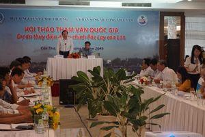 Thủy điện Pắc Lay của Lào: Cần có giải pháp giảm thiểu tác động đến đồng bằng sông Cửu Long