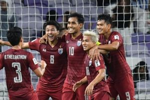 Bahrain lách qua khe cửa hẹp, UAE và Thái Lan dắt tay nhau vào vòng 1/8