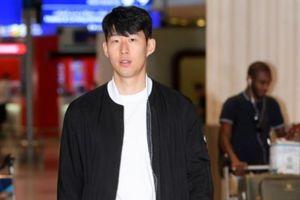 Son Heung Min đến UAE, tham chiến cùng ĐT Hàn Quốc tại Asian Cup