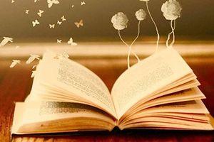 Sự sống cựa mình trên từng trang sách