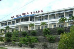 Đại học Nha Trang công bố 4 phương thức xét tuyển