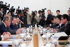Điều Nhật và Nga cùng hy vọng trong 'năm lịch sử'