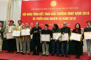 Năm thứ hai liên tiếp, Giải thưởng Hội Nhà văn Việt Nam không được trao cho thơ và văn xuôi